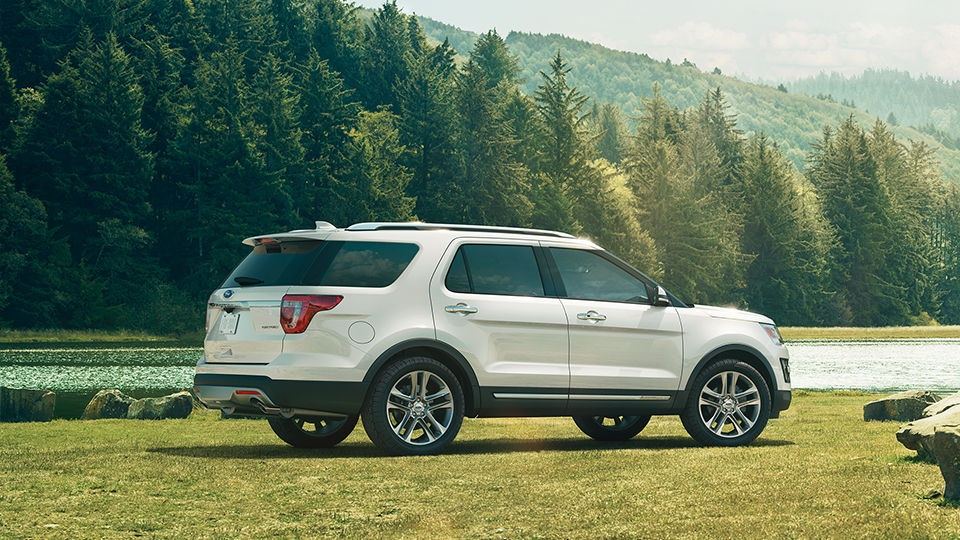2017 Ford Explorer Xlt Sport Appearance Package Wallpaper And Image