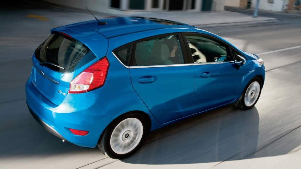 2017 Ford Fiesta Image. Photo 77 of 80