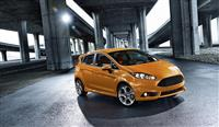 2017 Ford Fiesta ST image.