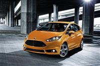 Image of the Fiesta ST