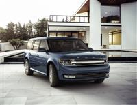 Ford Flex Monthly Vehicle Sales