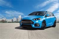 2017 Ford Focus RS image.