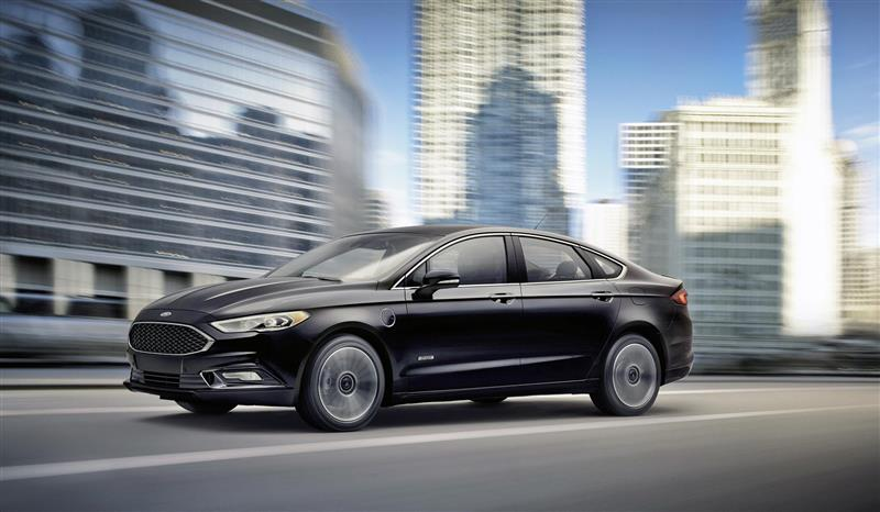 Ford Fusion Energi pictures and wallpaper