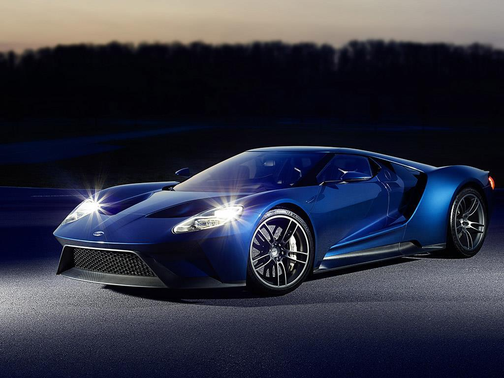 2017 Ford GT thumbnail image