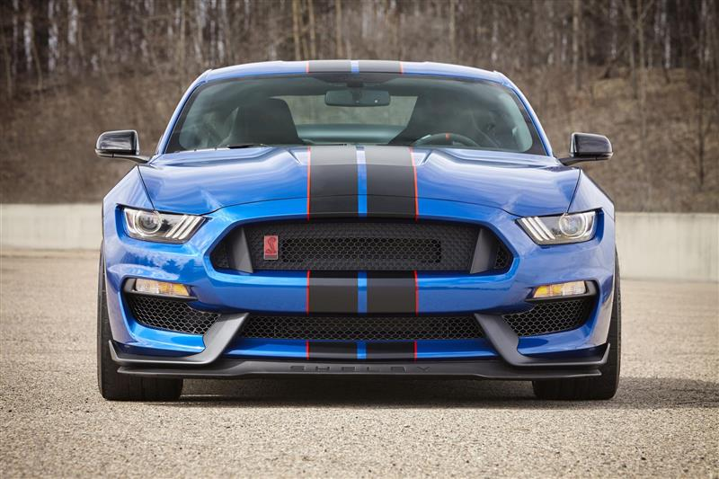 2017 Ford Mustang Shelby GT350 News and Information