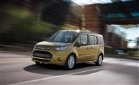 Ford Transit Connect Monthly Sales