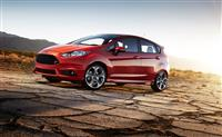 2017 Ford Fiesta image.