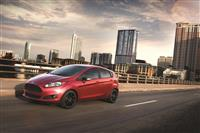 Ford Fiesta Monthly Sales