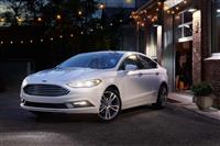 Ford Fusion Monthly Vehicle Sales