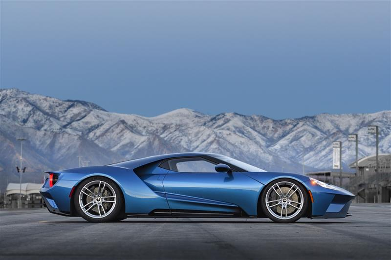 2018 Ford Gt News And Information Conceptcarz Com