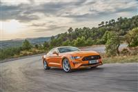 2018 Ford Mustang EU image.