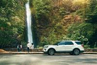 2018 Ford Explorer image.