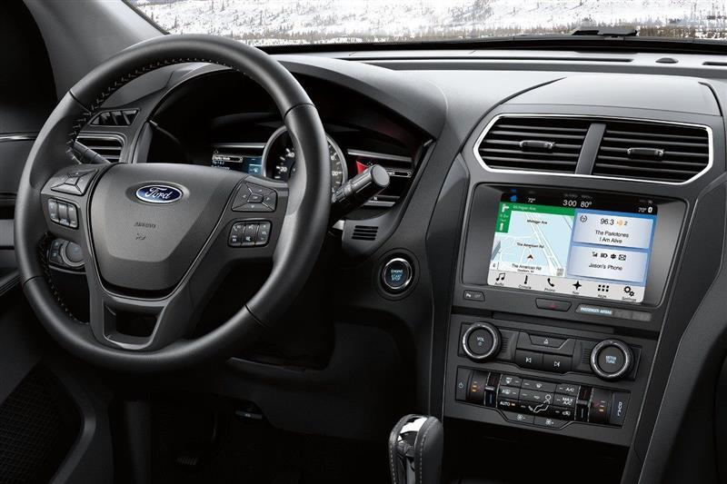 2018 Ford Explorer