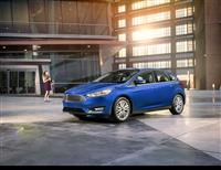 2018 Ford Focus image.