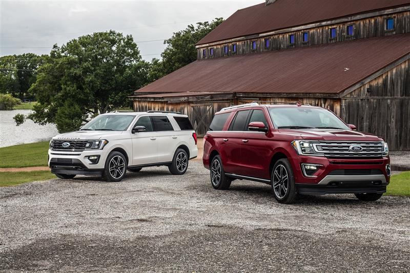 2019 ford expedition texas edition images