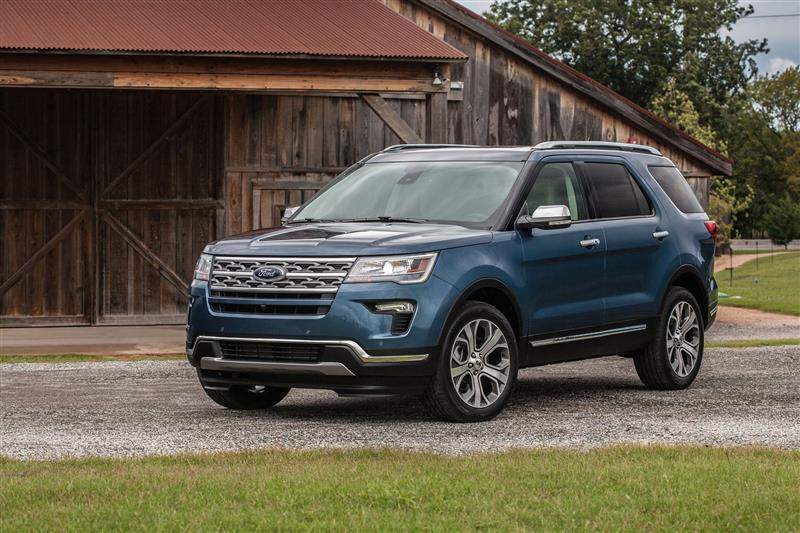 Ford Explorer Limited Luxury Edition pictures and wallpaper