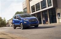 Ford EcoSport Monthly Vehicle Sales