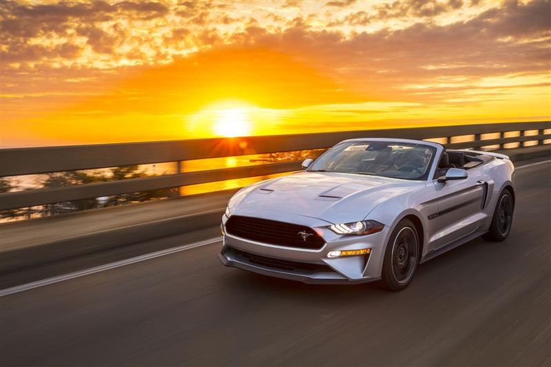 2019 Ford Mustang Gt California Special News And Informationrhconceptcarz: 2007 Ford Mustang Gt Lifier Location At Elf-jo.com