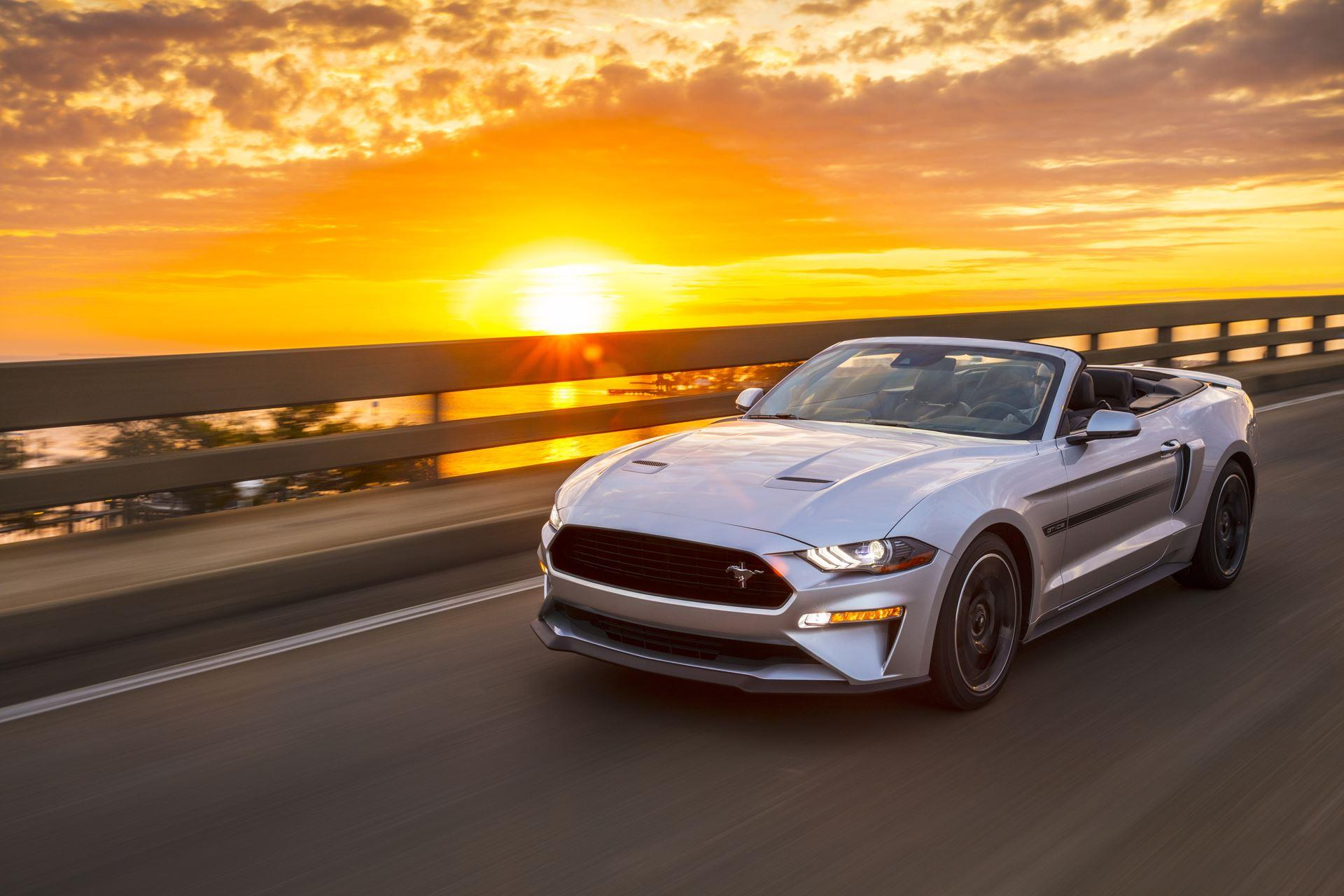 Ford Mustang GT California Special photo