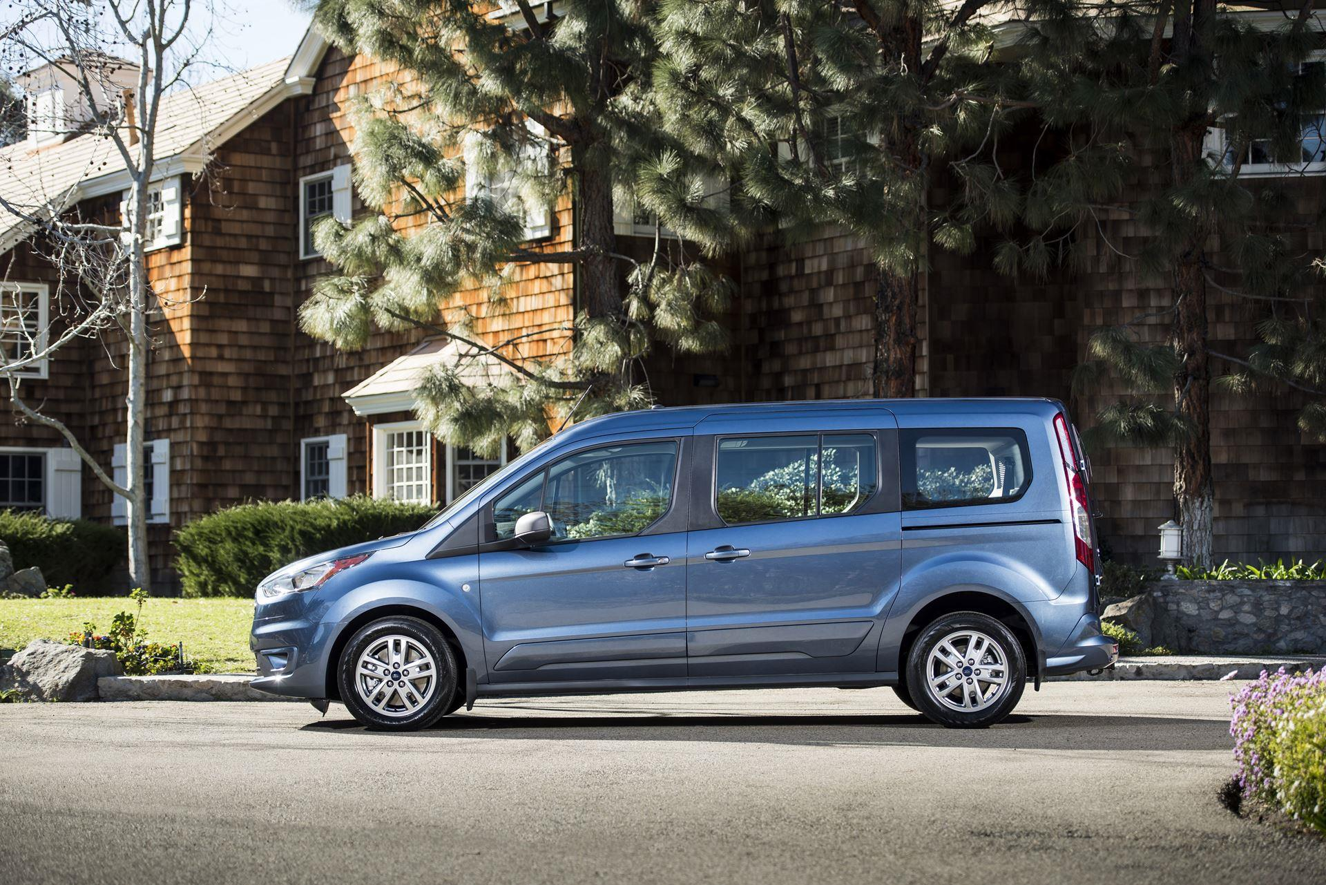 2019 Ford Transit Connect Wagon