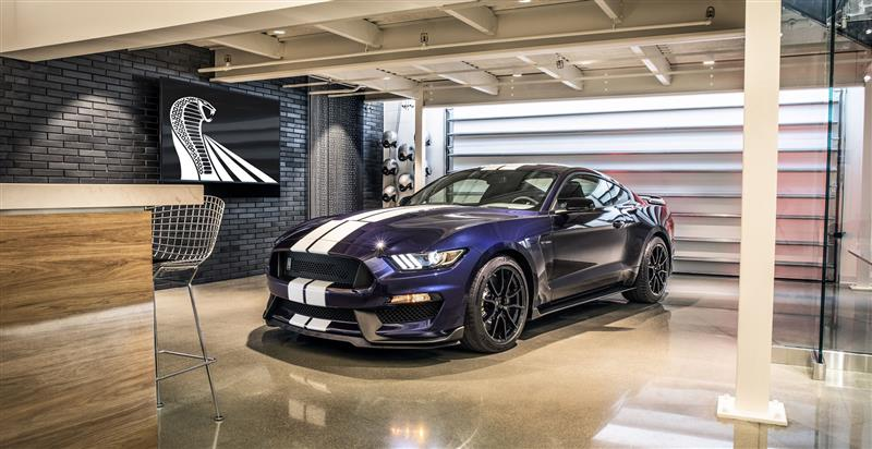 Ford Mustang GT350 pictures and wallpaper