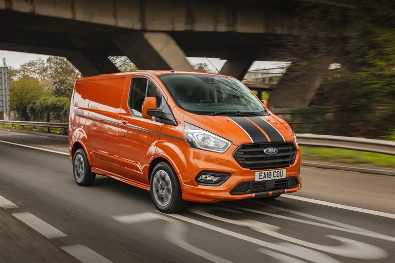 2019 Ford Transit Custom News And Information
