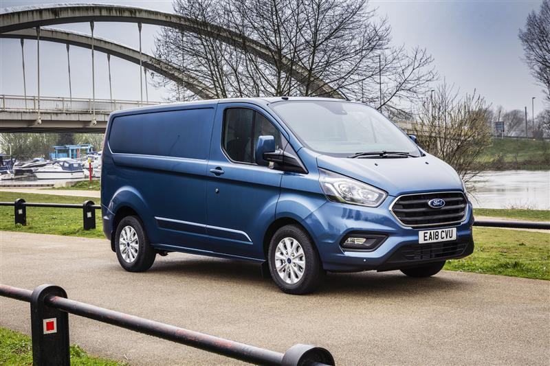 2019 Ford Transit Custom Images Conceptcarz Com
