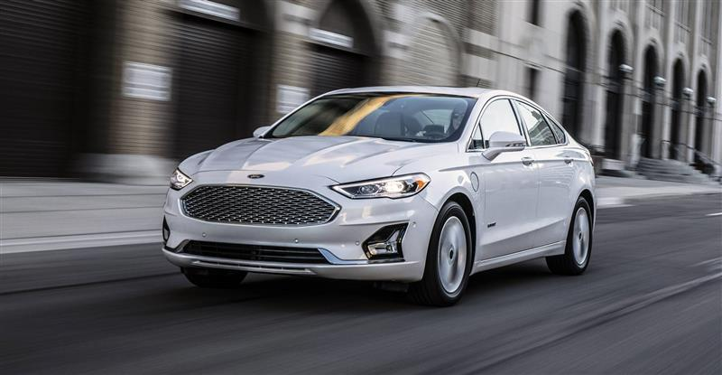 2020 Ford Fusion News And Information Conceptcarz Com