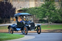 1921 Ford Model T image.