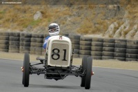 1922 Ford Model T.  Chassis number 6047233