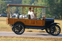 Ford Model T Hack Hercules