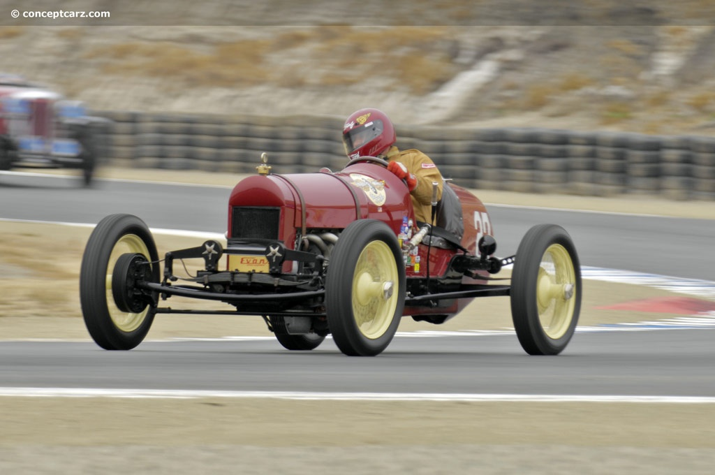 1924 Ford Frontenac History, Pictures, Sales Value, Research and News
