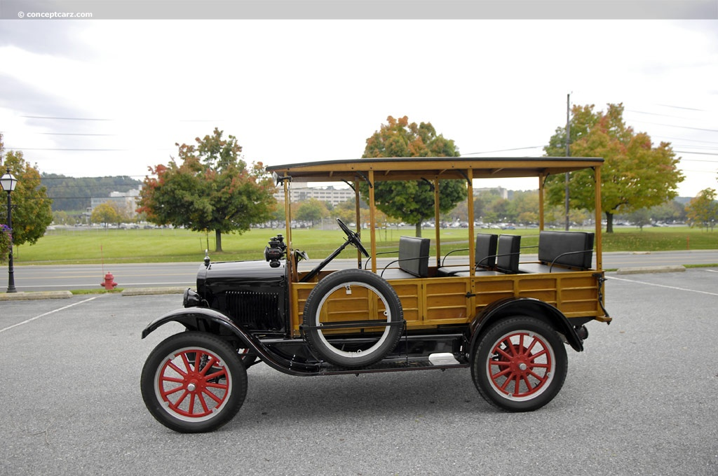 1926 Ford Model T Technical And Mechanical Specifications
