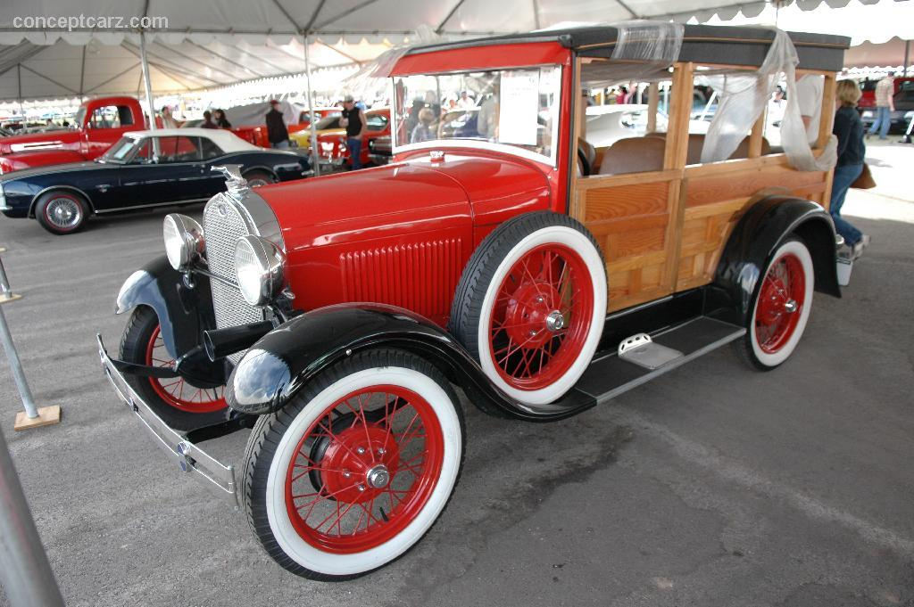 Auction Results and Sales Data for 1929 Ford Model A