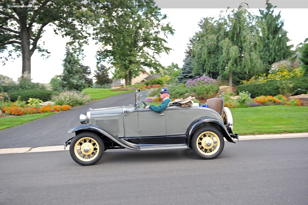 1930 Ford Model A History Pictures Value Auction Sales Research And News