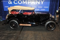 1930 Ford Model A.  Chassis number A2079701