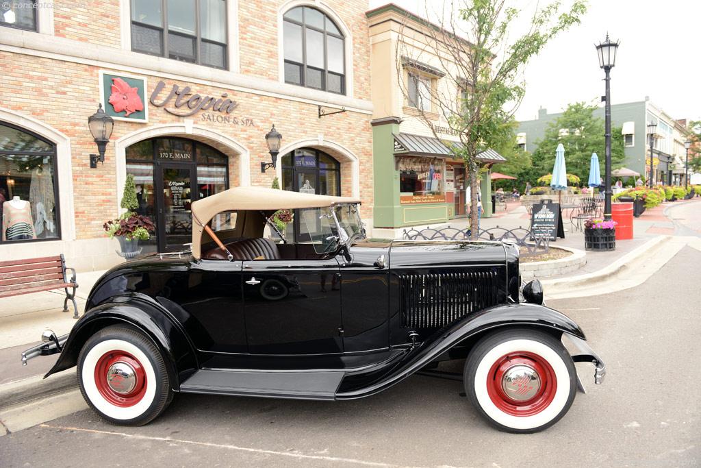 1932 Ford V 8 Model 18 Conceptcarz Com