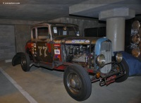 1932 Ford Model A Mexican Racer