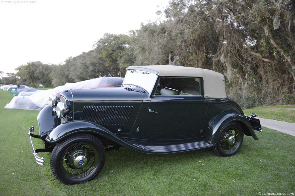1932 Ford Type 18 Special