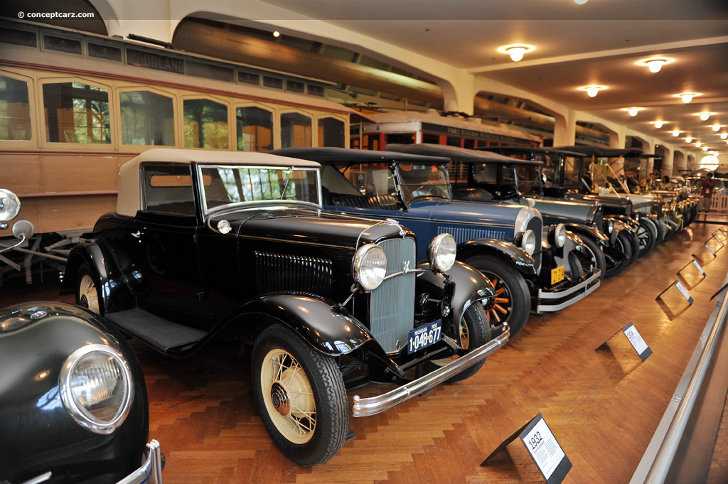 Auction Results and Sales Data for 1932 Ford V-8 Model 18