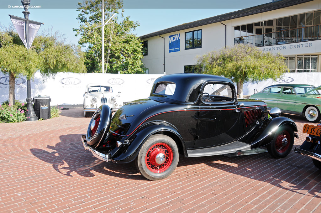 Auction Results and Sales Data for 1933 Ford Model 40