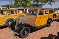 1933 Ford Model 40.  Chassis number 18397590