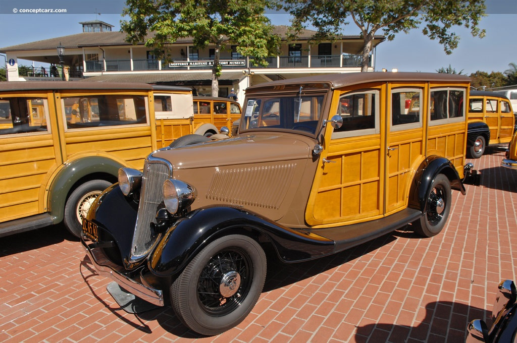 1933 ford model 40 history pictures value auction sales research and news. Black Bedroom Furniture Sets. Home Design Ideas