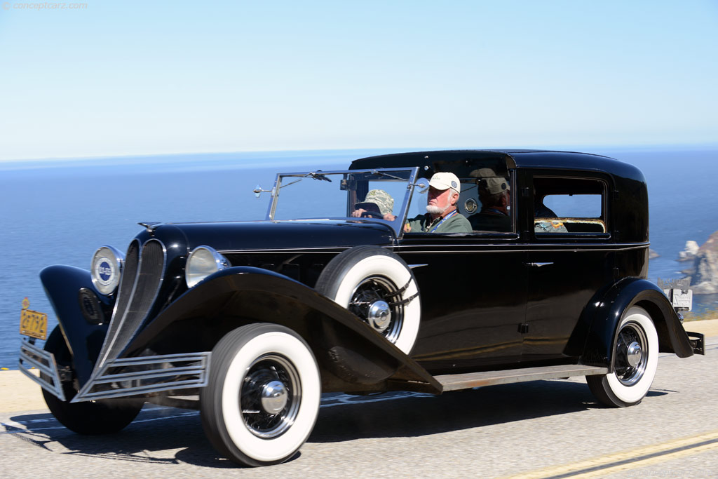 1934 Ford Brewster History, Pictures, Value, Auction Sales, Research and News
