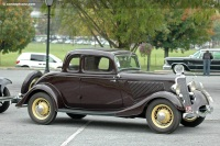 1934 Ford Model 40 DeLuxe image.