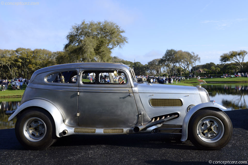 Auction Results and Sales Data for 1934 Ford Hot Rod