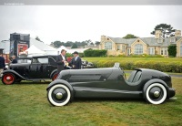 1934 Ford Model 40 Special Speedster.  Chassis number FLA15512