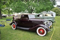 1934 Ford Model 40 DeLuxe
