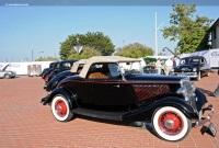 1934 Ford Model 40 image.