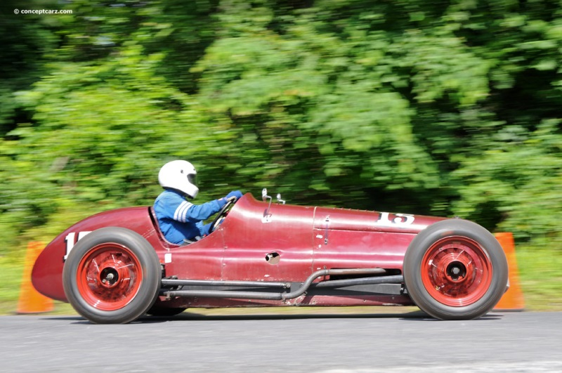 Porsche Hershey 2018 >> 1935 Ford Indy Continuation Racer Image